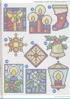 Gallery.ru / Фото #35 - The world of cross stitching 144 - Olechka54