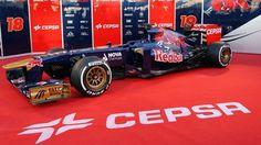 Toro Rosso unveil new 2013 car