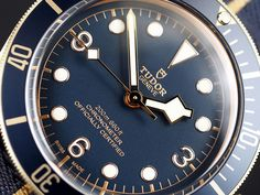 By Keith Bombrys    After Baselworld's massive display of releases to the watch world, Tudor has decided to make one last, late-breaking entry into the new piece market. This time, Tudor is working with Bucherer, a Swiss