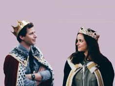 King and Queen of the Halloween Heist Brooklyn Nine Nine Funny, Brooklyn 9 9, Movies Showing, Movies And Tv Shows, Series Movies, Tv Series, Police Tv Shows, Charles Boyle, Jake And Amy