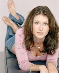"Jewel Staite from ""Firefly""... I love this photo!"