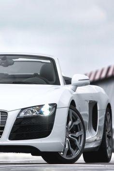 Audi R8 ~ LOVE!!!!!!! <3<3
