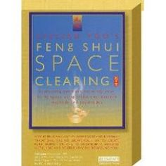 Lillian Too's Feng Shui Space Clearing Kit has a book which explains in simple terms how to purify your living space and have all things needed for the space clearing ritual.