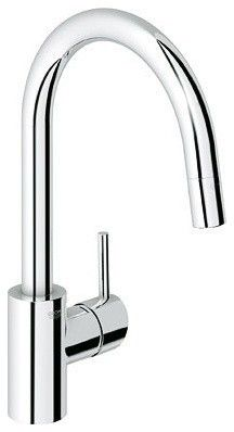 Grohe 32665DC0 Concetto Dual Spray Kitchen Pull-Out in Supersteel