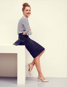 Breadwinner Skirt