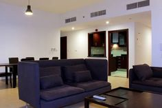 Check out this awesome listing on Airbnb: Adorable 2BR Apt- Amwaj 3 - Apartments for Rent in Dubai