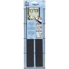 Gallery Glass Redi-Lead Strips Regular (12` X 1/8` Thick) 24 per package - Black