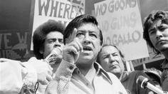 Obama proclama el Día de César Chávez, líder de los trabajadores agrícolas