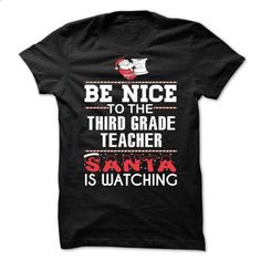 THIRD GRADE TEACHER Perfect Xmas Gift - #designer t shirts #custom t shirt design. ORDER NOW => https://www.sunfrog.com//THIRD-GRADE-TEACHER-Perfect-Xmas-Gift.html?60505