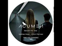 Acumen - Between The Lines (Matthias Meyer Remix)