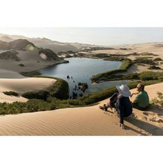 Explore the Hoanib River by vehicle, foot or air while staying at Hoanib Skeleton Coast Camp on our 10 Day Luxury Namibia Safari Safari Online, Namib Desert, Namibia, Just Dream, Travel Companies, Africa Travel, Country, Luxury Travel, Places To See