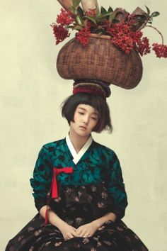 Vogue Korea.(May 2009) Photography by Kim Kyung Soo