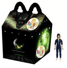 """""""Alien"""" Happy Meal"""