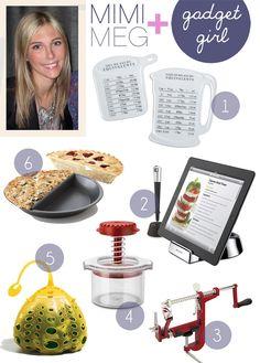 Kitchen Gadgets!