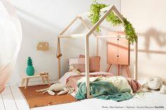 Ambiance parue dans le magazine Doolitlle - Lit Maison ©bonnesoeurs