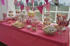 Ideas for a Pink #FirstBirthday Party