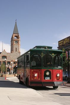 Fully-narrated Historic Tours on the Cheyenne Street Railway Trolley will really open your eyes to the deep history of Cheyenne, Wyoming.  The season begins early May and runs through the end of September.   http://www.cheyenne.org/