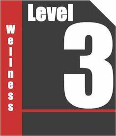 Quality  ifit 8-week Workout Program Wellness Level 3 Workout Card