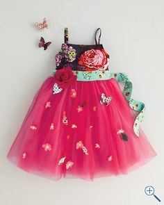 Fantasia Dress by Moxie & Mabel - Girls
