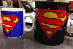 Superman muki normaali ja XL