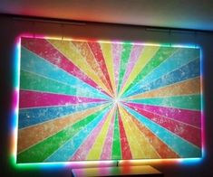 DIY 130 inch edgeless screen with Ambilight by Teensy Arduino Led, Philips Hue, Projects To Try, How To Apply, Cool Stuff, Raspberry, Diy, Painting, Screens