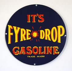 Fyre Drop Gas