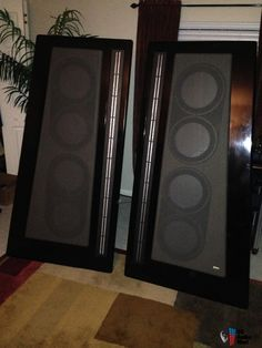 These are my current main loudspeakers.  Will be shortly replaced with cbt36k kit.