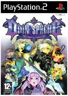 From 7.94 Odin Sphere (ps2)