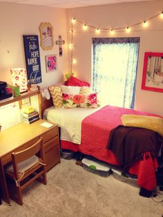 Baylor Dorm Room