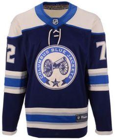 9468dd2e3d2 Authentic Nhl Apparel Men Sergei Bobrovsky Columbus Blue Jackets Breakaway  Player Jersey
