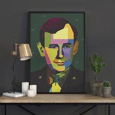 Max Manus egentlig Maximo Guillermo Manus var en av de mest kjente motstandsmennene i Norge under den andre verdenskrig! Manus ble høyt dekorert for sin krigsinnsats og hans bøker om sine opplevelser under krigen kom i store opplag og gjorde ham nærmest legendarisk som motstandsmann. Vi hyller Max Manus! Poster, Painting, Design, Art, Craft Art, Painting Art, Kunst, Posters, Paint