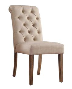 Satine Tufted Side Chair