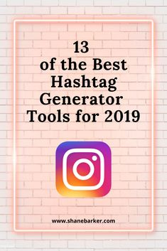 Finding it difficult to come up with new and innovative hashtags? Use these hashtag generator tools to find effective hashtags which can help you grow your reach. Cool Hashtags, List Of Hashtags, Popular Hashtags, Social Media Updates, Social Media Trends, Social Media Marketing, Digital Marketing, Instagram Insights, Instagram Tips