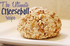 cheeseball with knorr dip mix