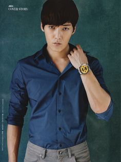 【JMEN HK FEB 2015 ISSUE】Choi Jin-hyuk