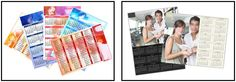 1 Page Calendar Printing - One-page monthly calendars that print in lndia. Ideal for notebooks and one style has a larger font so that it could be used as a wall calendar.