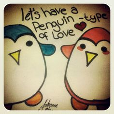 Penguin-type of love Types Of Penguins, Let It Be, Love, Drawings, Fictional Characters, Art, Amor, Art Background, Kunst