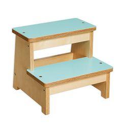 handmade step stool $95