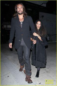 Jason Momoa & Lisa Bonet: Date Night at Eveleigh!