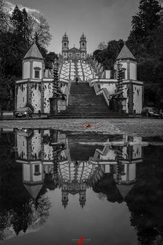 Bom Jesus do Monte, Braga, Portugal:) Foto de Jorge Silva - Photography
