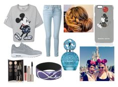 """""""disneyland with zoe and louise"""" by kacileim on Polyvore"""