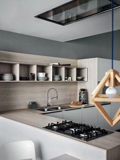 Crédence de cuisine en stratifié - Quelle crédence pour ma cuisine ? - CôtéMaison.fr