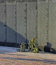 Holocaust Memorial - The Memorial Wall by Keith Anthony Ng, via Flickr