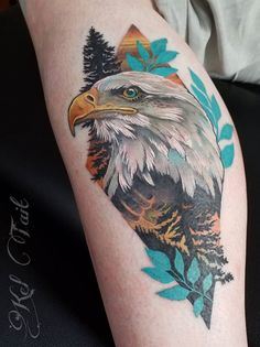 Amazing Perfectly Place Eagle Tattoos Designs For Beautiful Body! – Page 35 of 41 Amazing Perfectly Place Eagle Tattoos Designs For Beautiful Body! eagle tattoo for women; Cute Tattoos, Unique Tattoos, Trendy Tattoos, New Tattoos, Tattoos For Women, Tattoos For Guys, Tatoos, Wing Tattoos, Female Tattoos