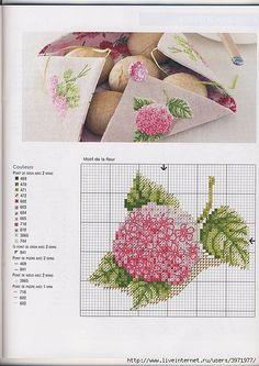 Gallery.ru / Фото #3 - 920 - Yra3raza. Nice use if embroidery - making it into a useful item.