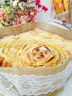 Un dolce da poter gustare senza tanti sensi di colpa, questa torta di mele light è davvero probabile di grassi!