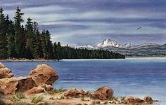 Deb Groesser - Work Detail: Osprey Heaven