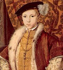 Edward 6th 1537-1553