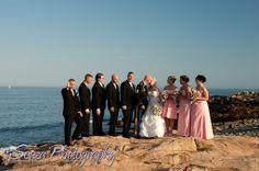 The Elks at Bass Rocks Wedding Photos, #weddingphotography, #candidphotography, New hampshire wedding photographer, engagement photo sessions
