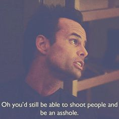 JUSTIFIED Boyd quote - See photos of the FX Western/Crime TV series